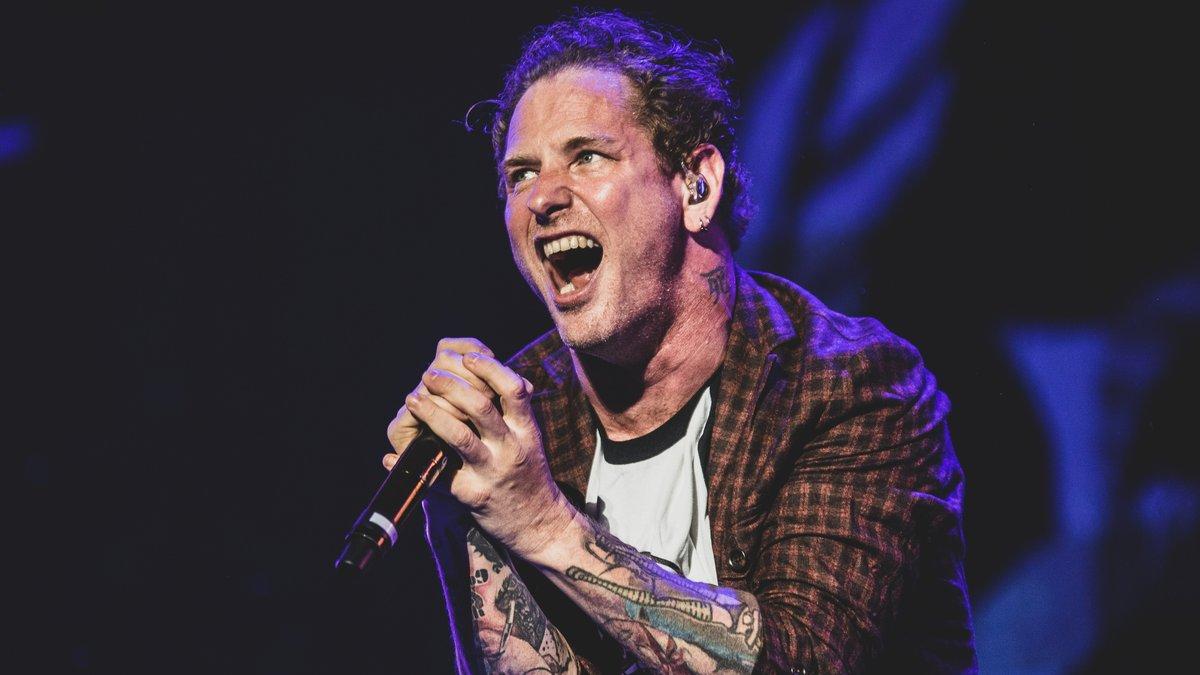 Corey Taylor während eines Auftritts vor wenigen Jahren in Deutschland.. © Milan Risky/Shutterstock.com