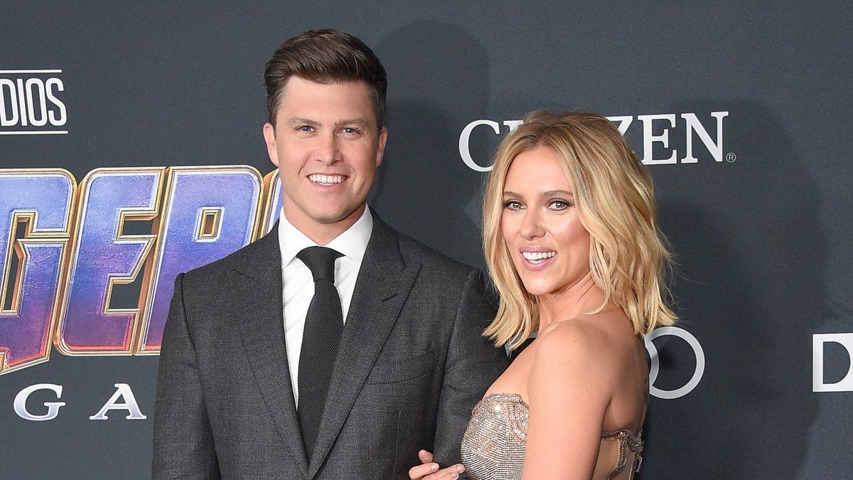 Scarlett Johansson und Colin Jost sind Eltern geworden.. © DFree/Shutterstock.com