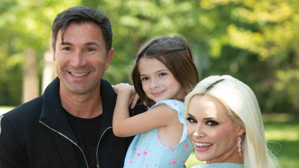 Lucas Cordalis und Daniela Katzenberger sind seit 2015 Eltern ihrer Tochter Sophia.. © imago images/Sven Simon