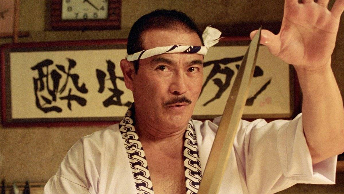 Sonny Chiba gab in Quentin Tarantinos