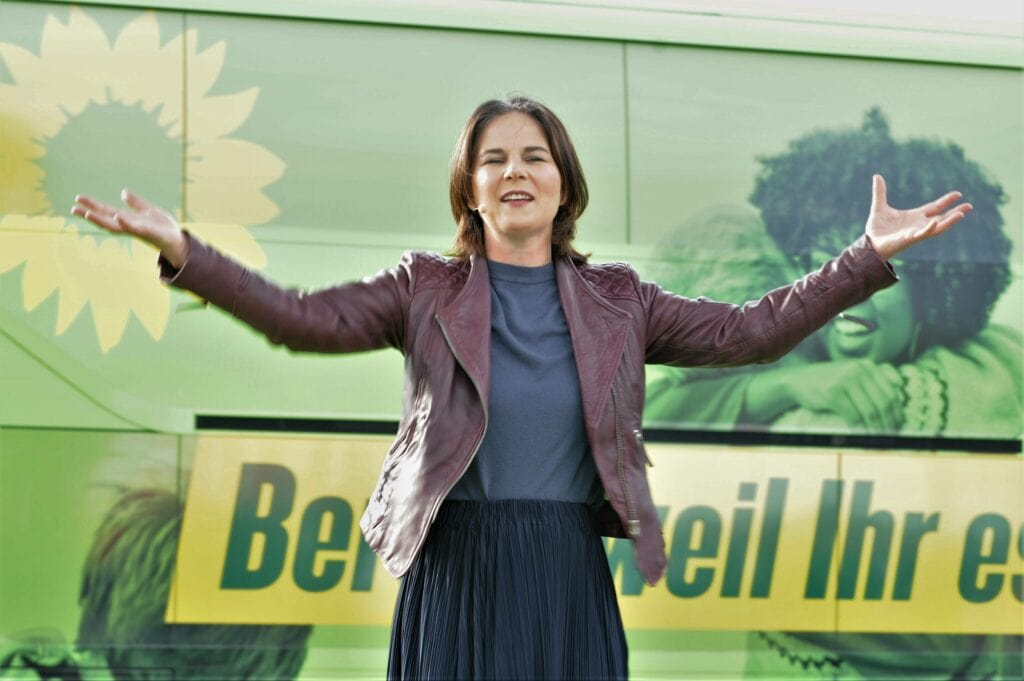 annalena baerbock bundestagswahl 2021