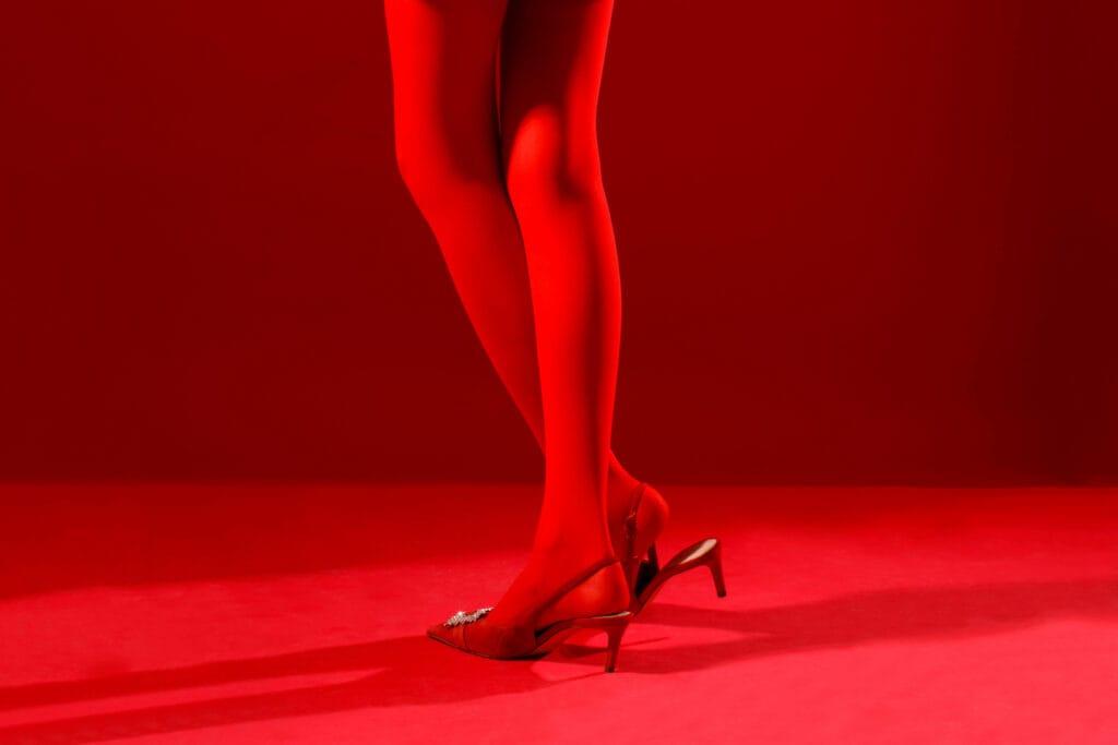 Frau Legs