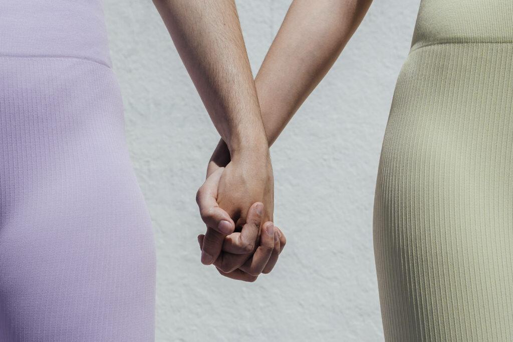 Frauen Hände