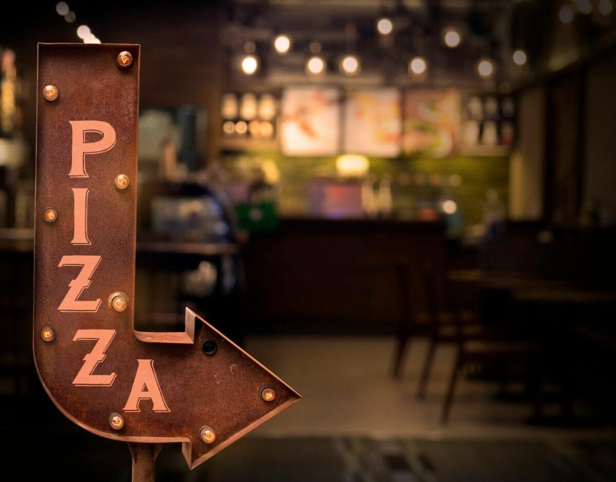 Pizza Rassismus
