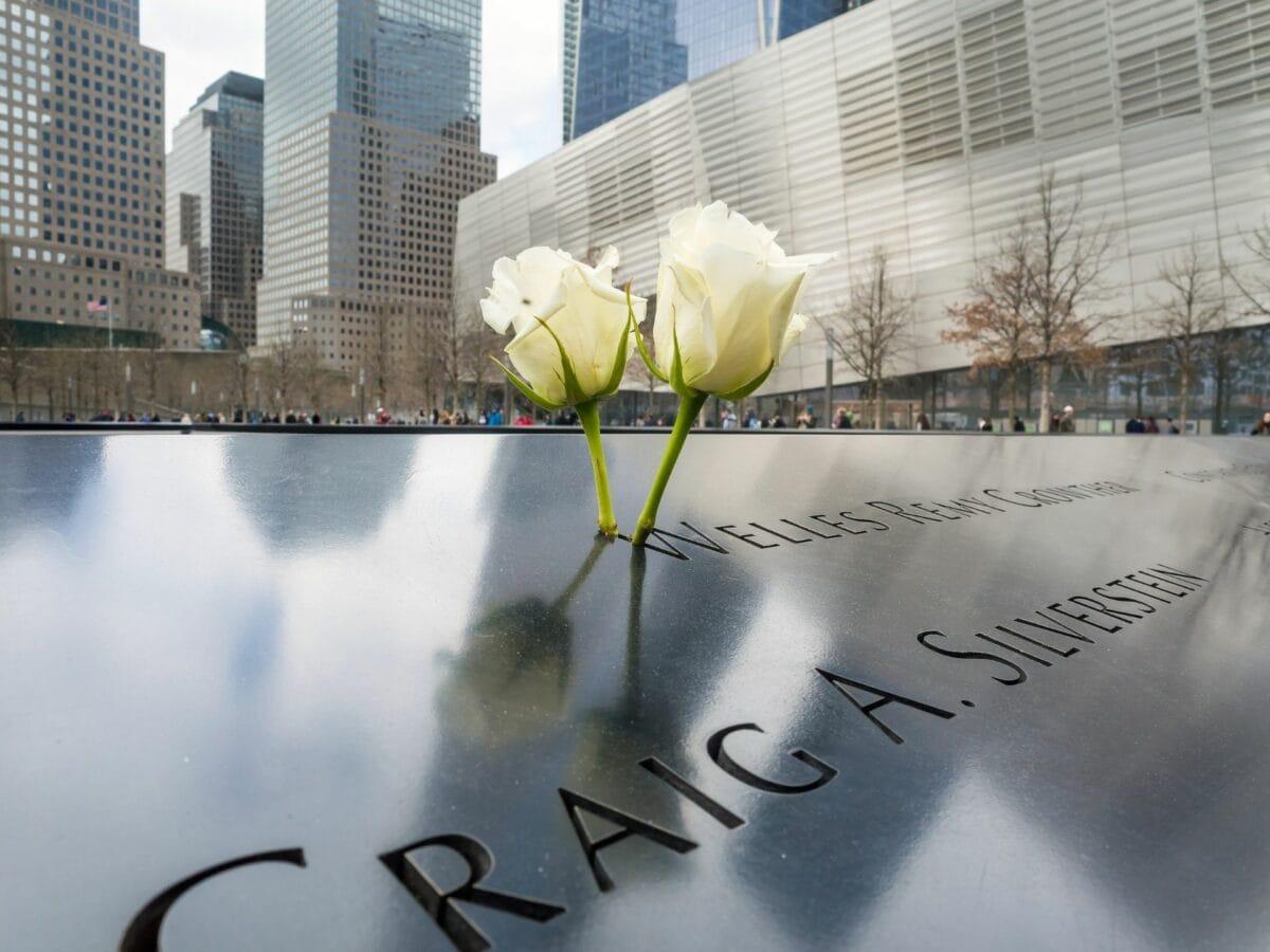 World trade Center Denkmal