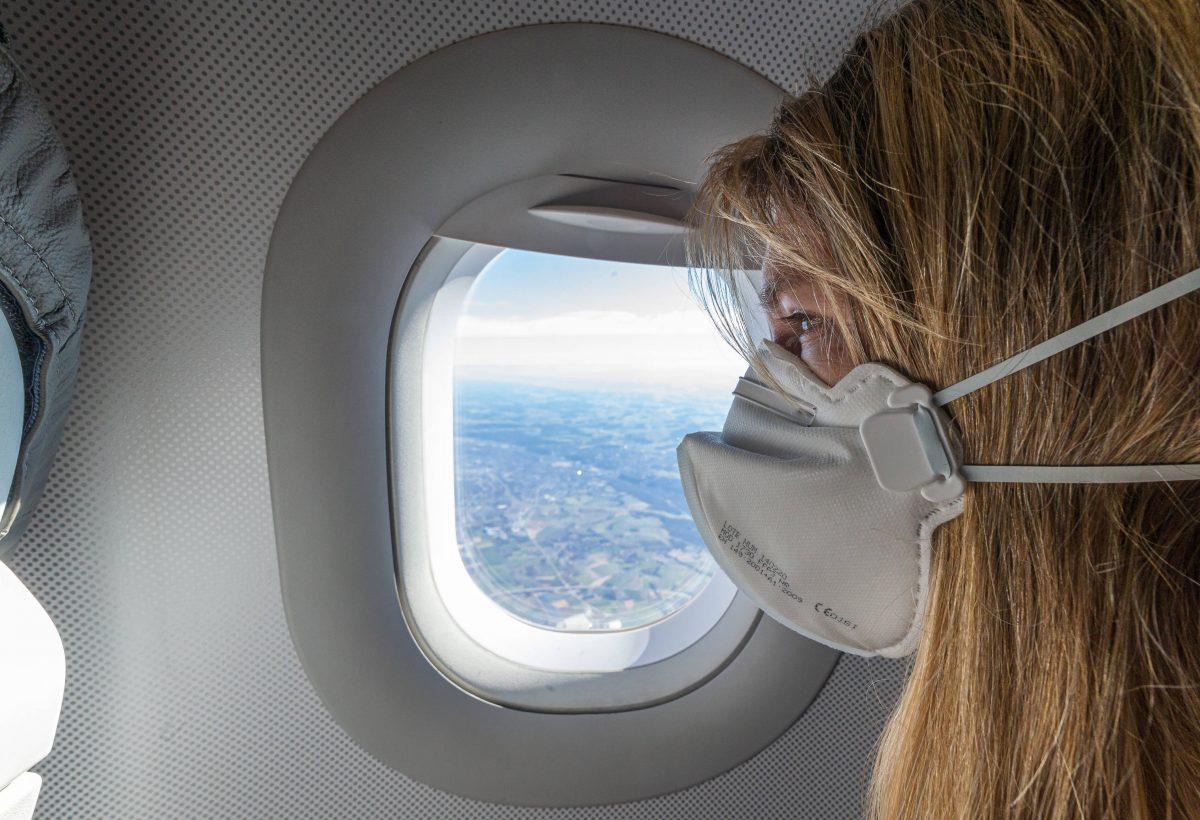 2G im Flugzeug