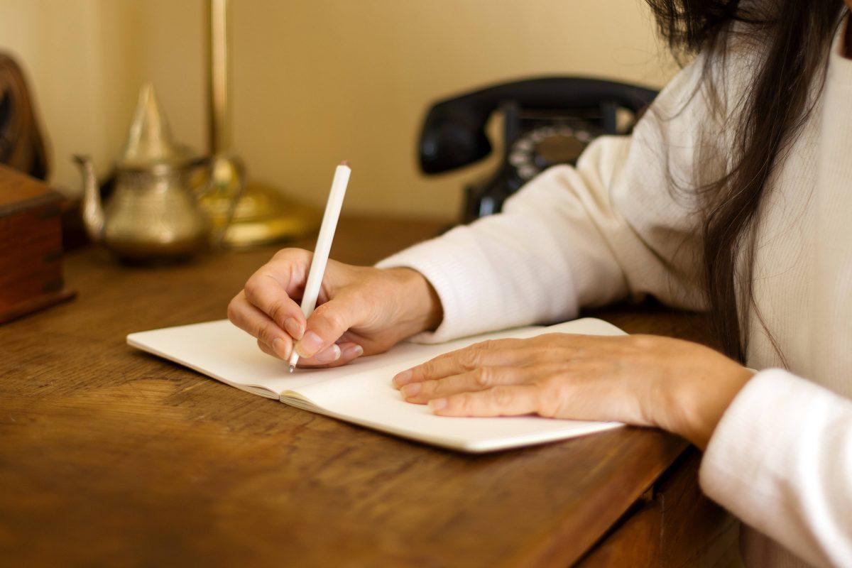Handschrift als Font