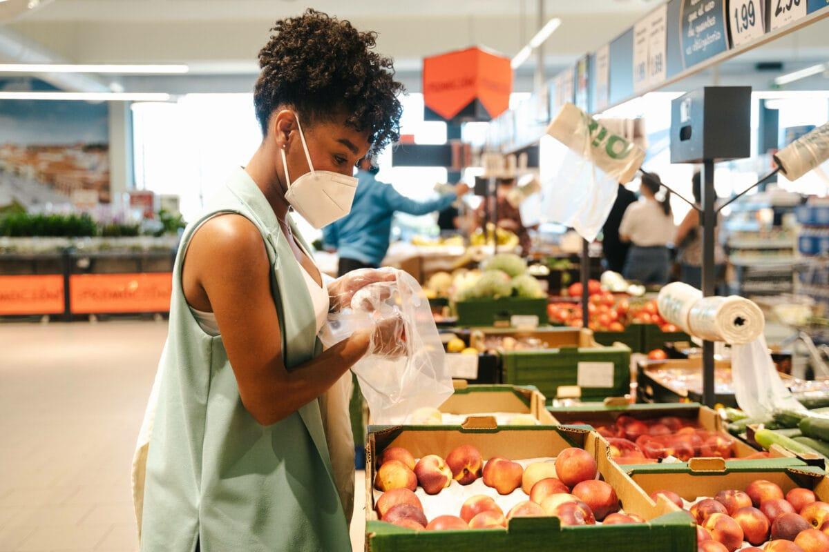Supermarkt verboten