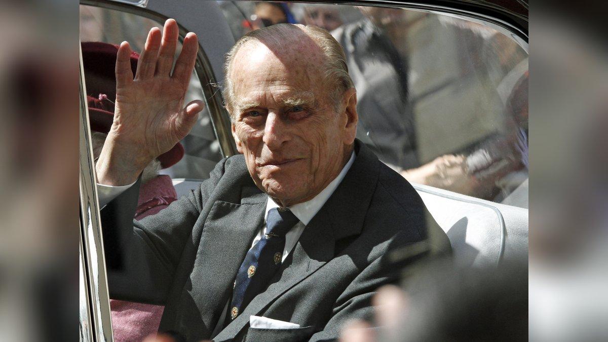 Prinz Philip starb im April 2021 im Alter von 99 Jahren.. © acepixs/ImageCollect
