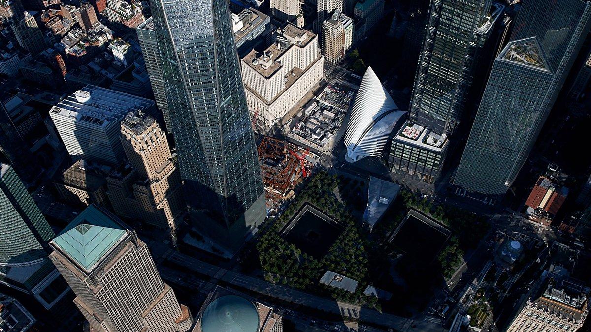 Ground Zero heute: Das Gelände