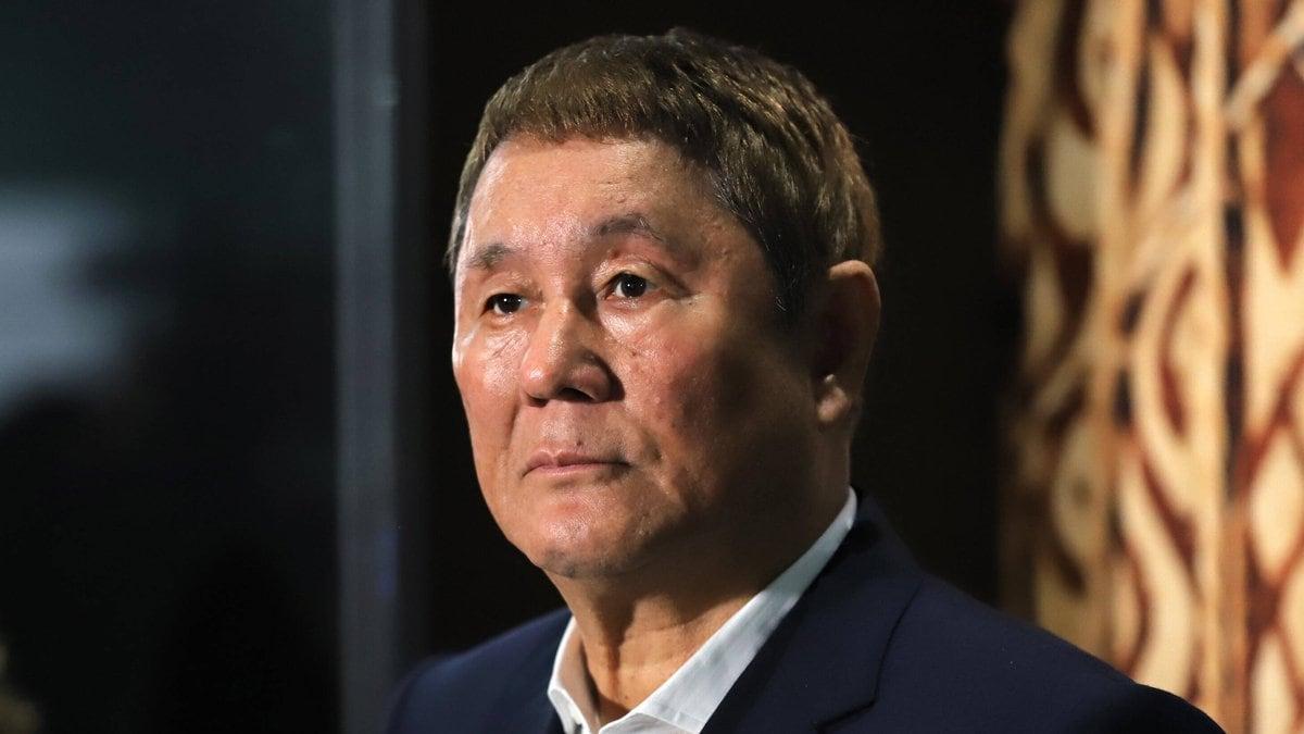 Takeshi Kitano im Jahr 2019 in Tokio.. © imago images/AFLO