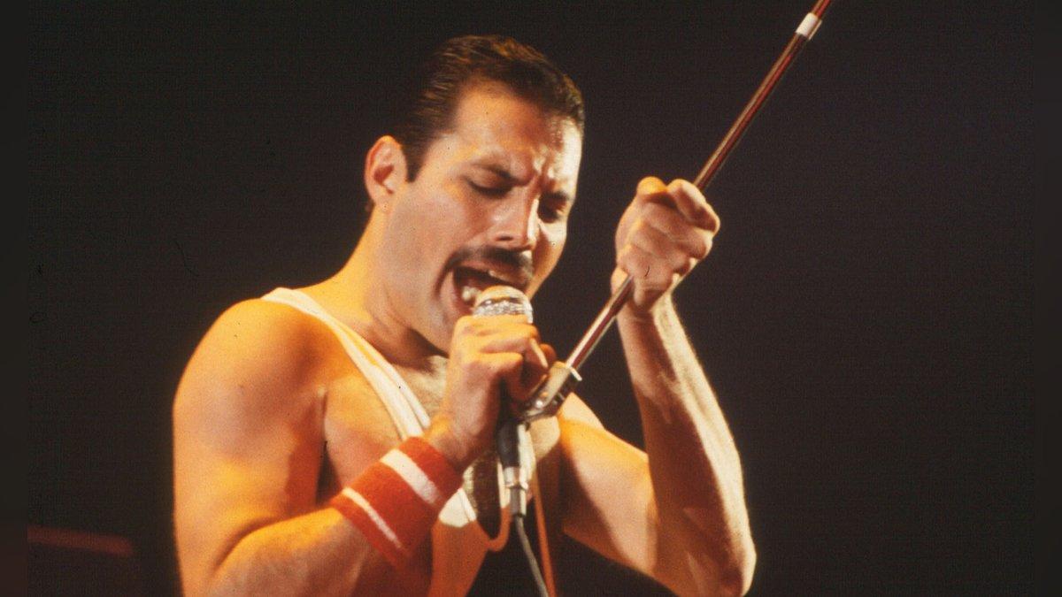 Freddie Mercury hätte am Sonntag seinen 75. Geburtstag gefeiert.. © Landmark Media/ImageCollect