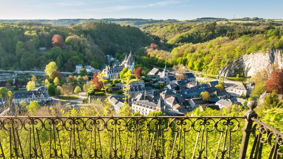In der Wallonie verbinden sich Natur und Kultur mit Kulinarik.. © Wallonie  Belgique Tourisme / Dominik Ketz