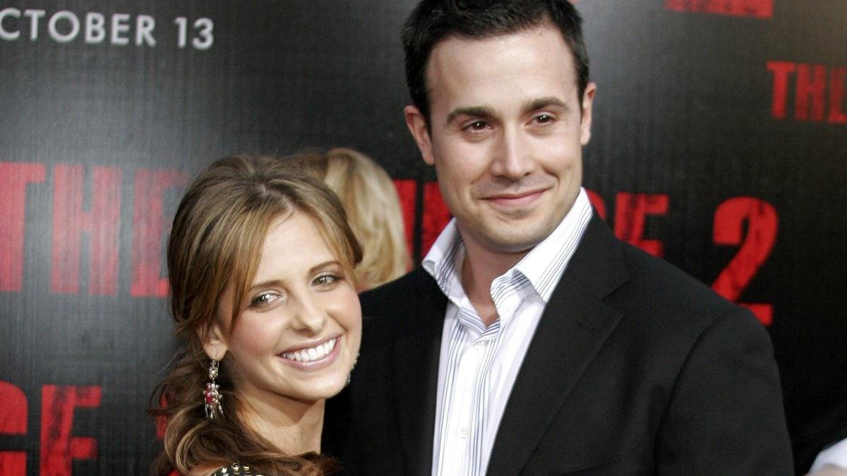 Sarah Michelle Gellar und Freddie Prinze Jr. sind seit 19 Jahren verheiratet.. © Tinseltown/Shutterstock.com