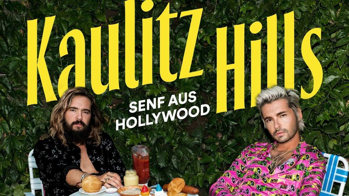 Tom (l.) und Bill Kaulitz starten ihren eigenen Podcast.. © Spotify
