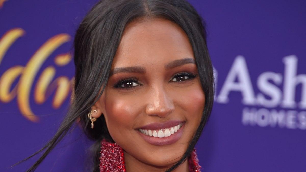 Model Jasmine Tookes hat ihre persönliche Märchen-Hochzeit erlebt.. © DFree/Shutterstock.com