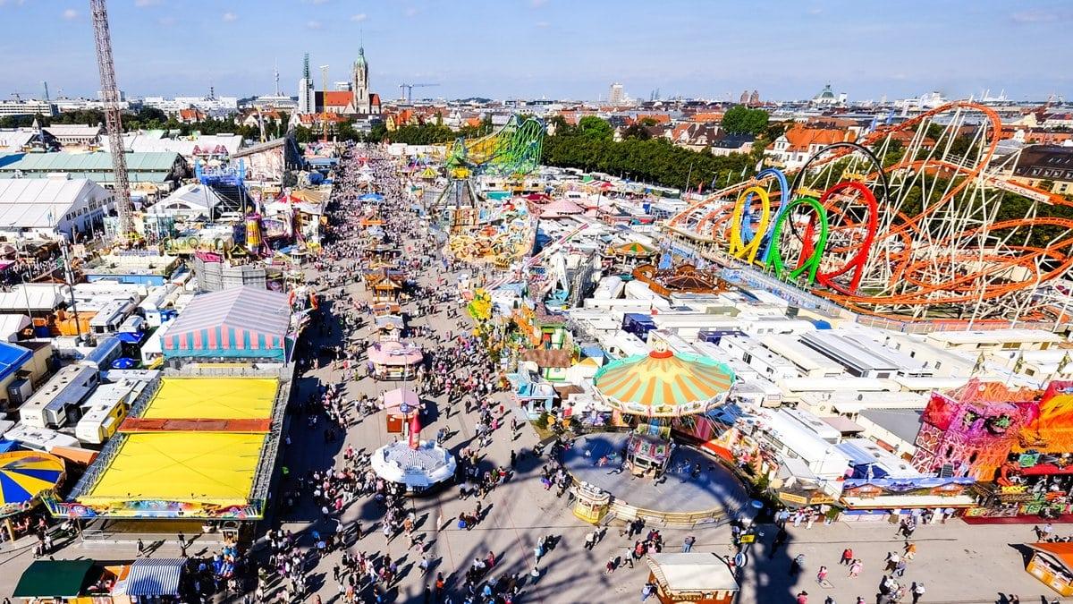 Aufgrund der Corona-Pandemie findet das Münchner Oktoberfest erneut nicht statt.. © FooTToo/Shutterstock.com