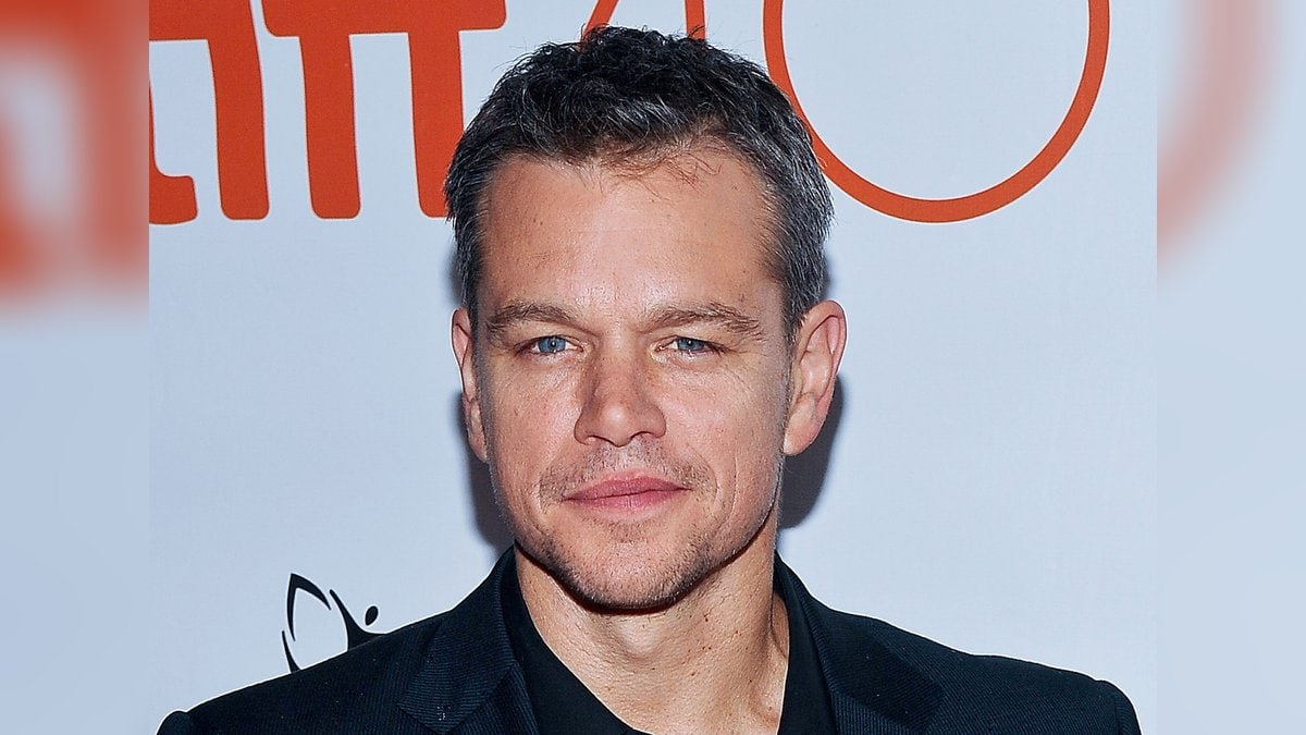 Matt Damon ist auf Instagram aktiv.. © Brent Perniac/AdMedia/ImageCollect