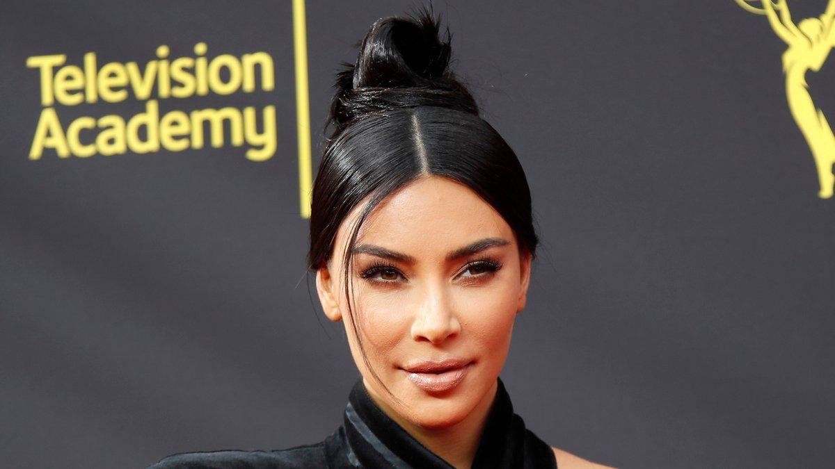 Kim Kardashian leidet mit ihrem Sohn Saint