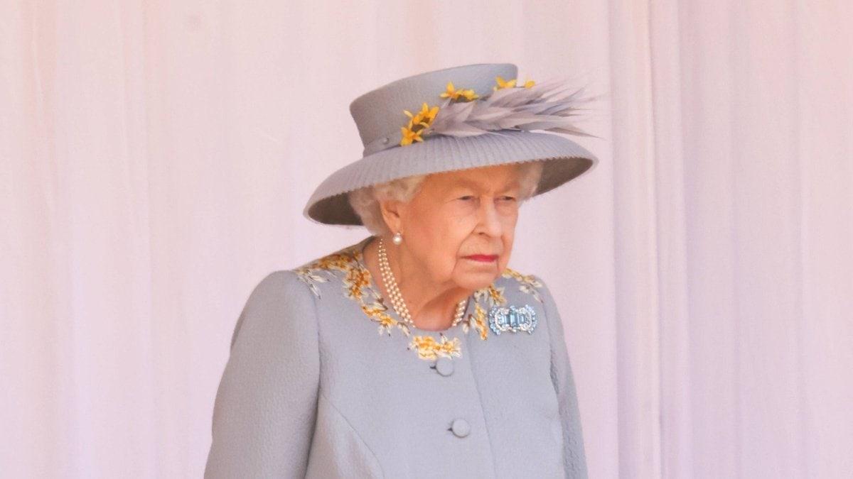 Queen Elizabeth II. erinnert an die Opfer der Terroranschläge von New York im Jahr 2001.. © imago/i Images