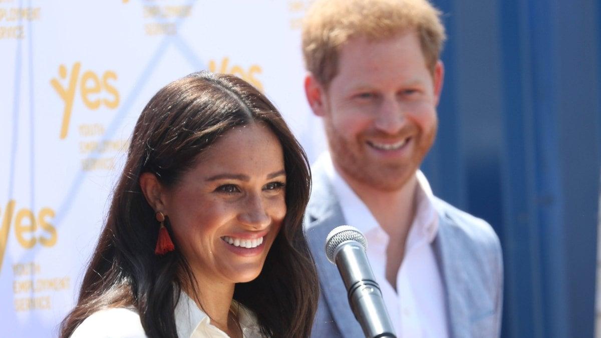 Herzogin Meghan und Prinz Harry gehören laut