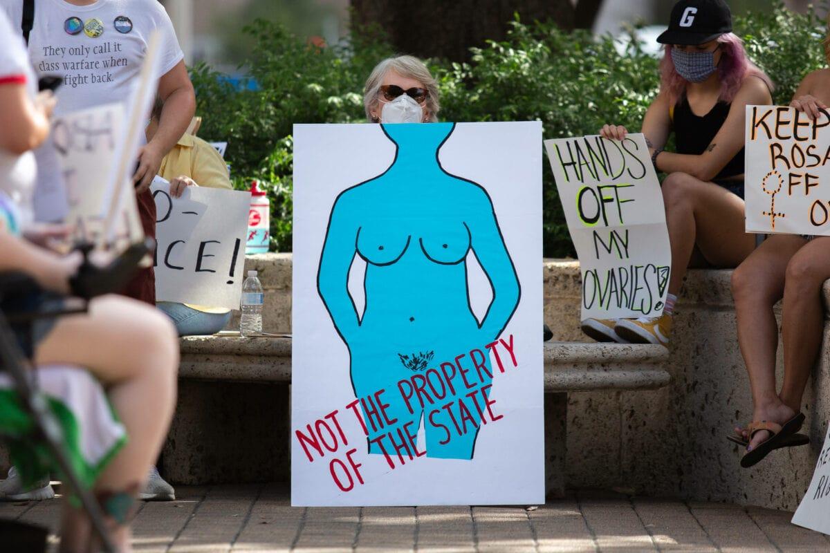Abtreibungsgesetz