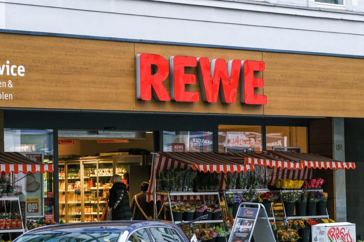 Supermarkt Rewe