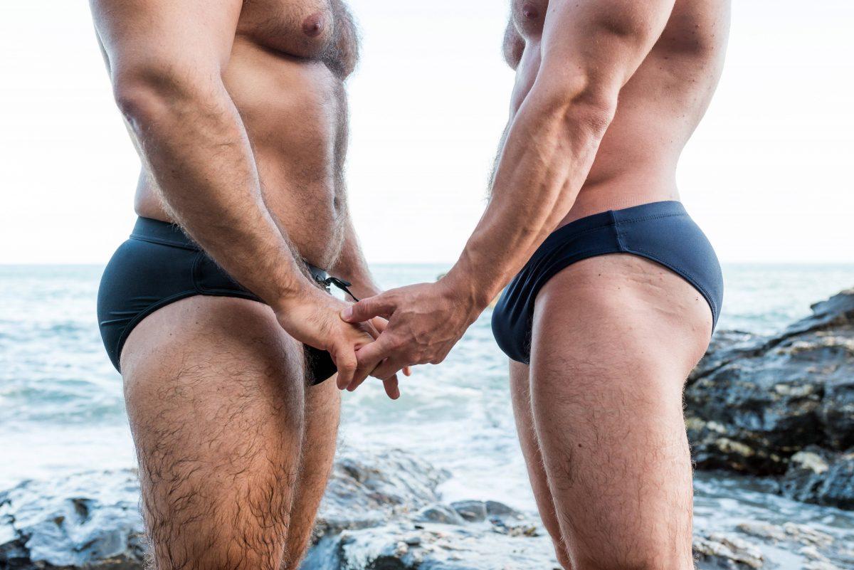 männer unterhose strand mehr