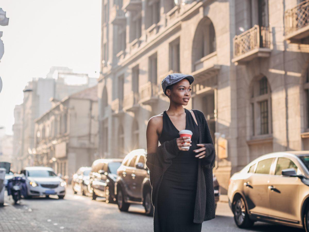 model kaffee stadt downtown Kaffeejunkies