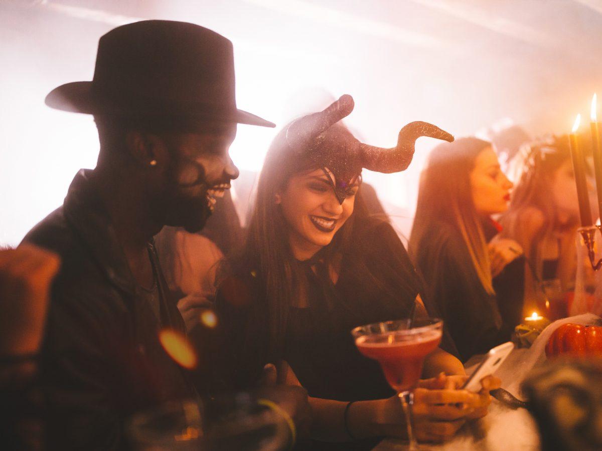 Halloween Party Ideen Erwachsene