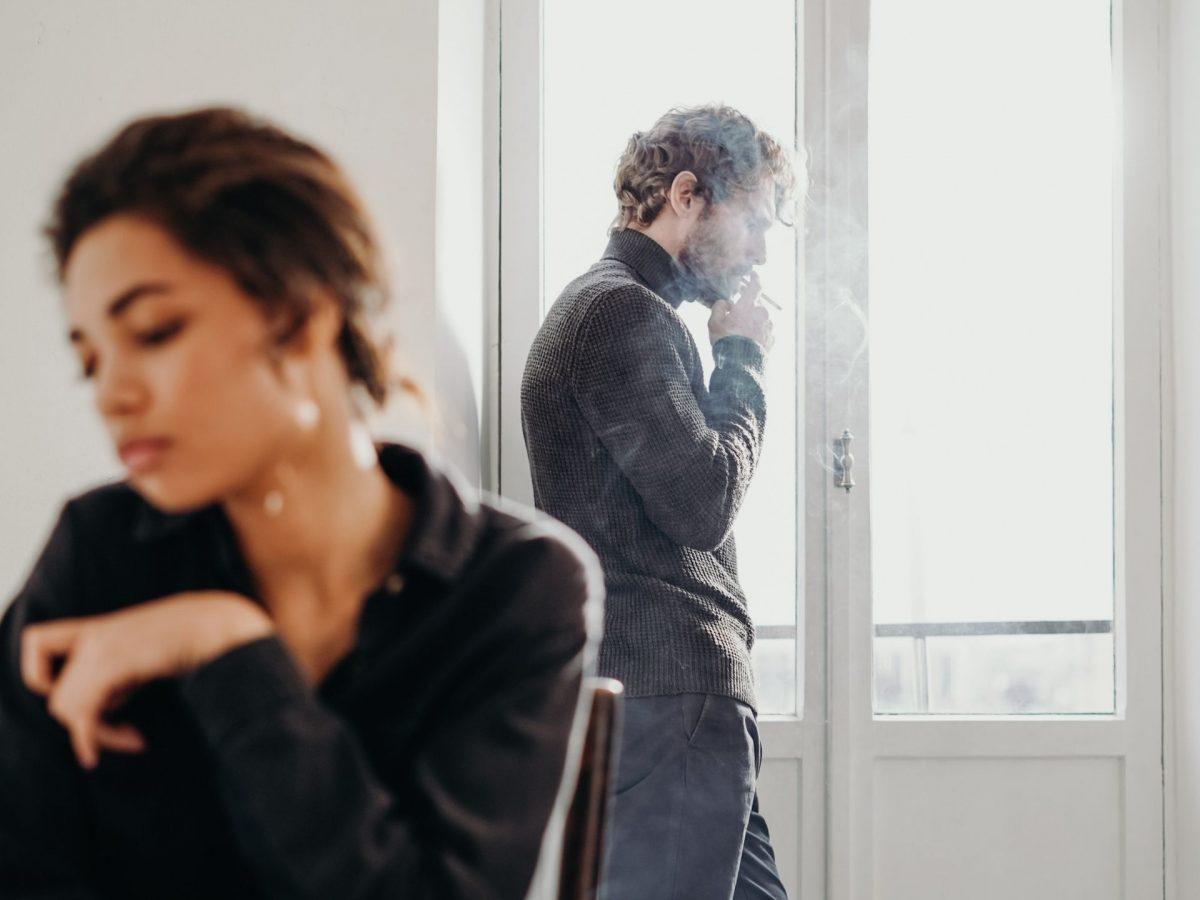 Paar, Streit, Fremdgehen verzeihen