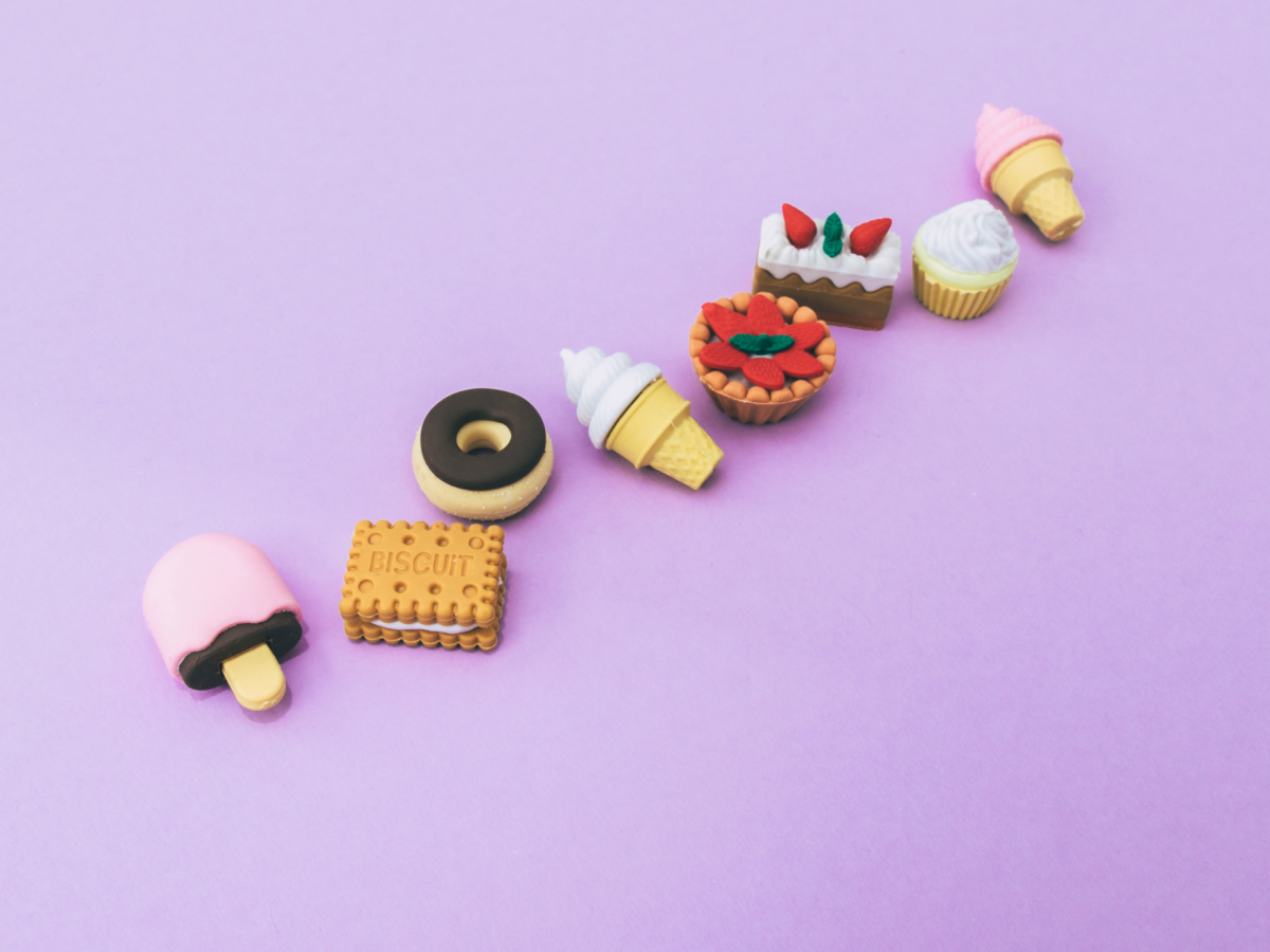 Vegane Süßigkeiten