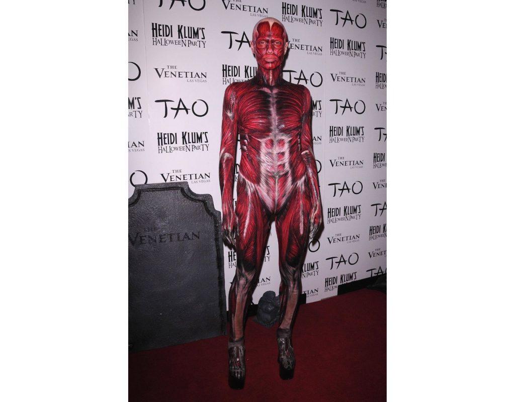 Heidi Klum Halloween-Kostüme