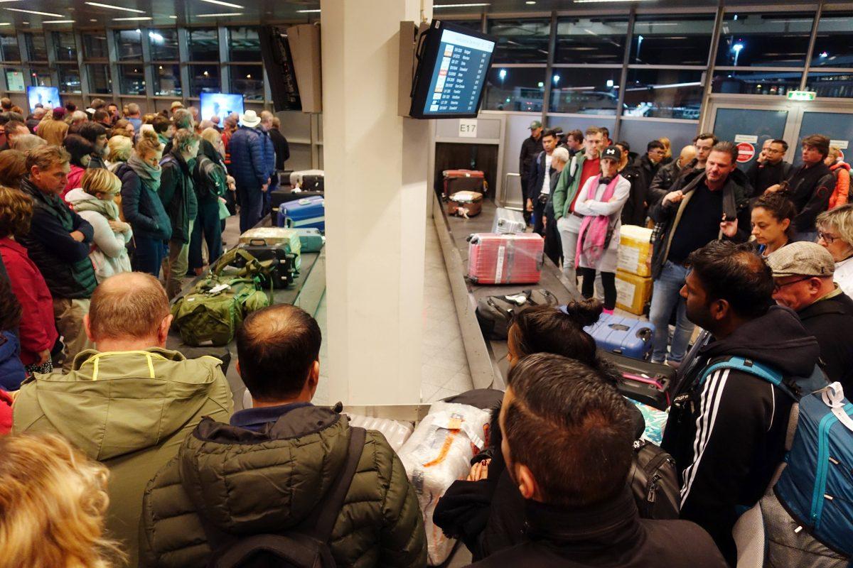Koffer Flughafen