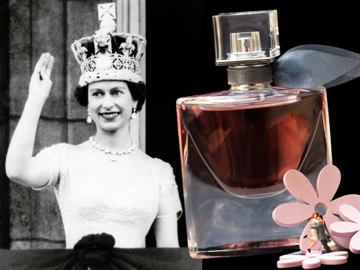 die queen und ihr parfum