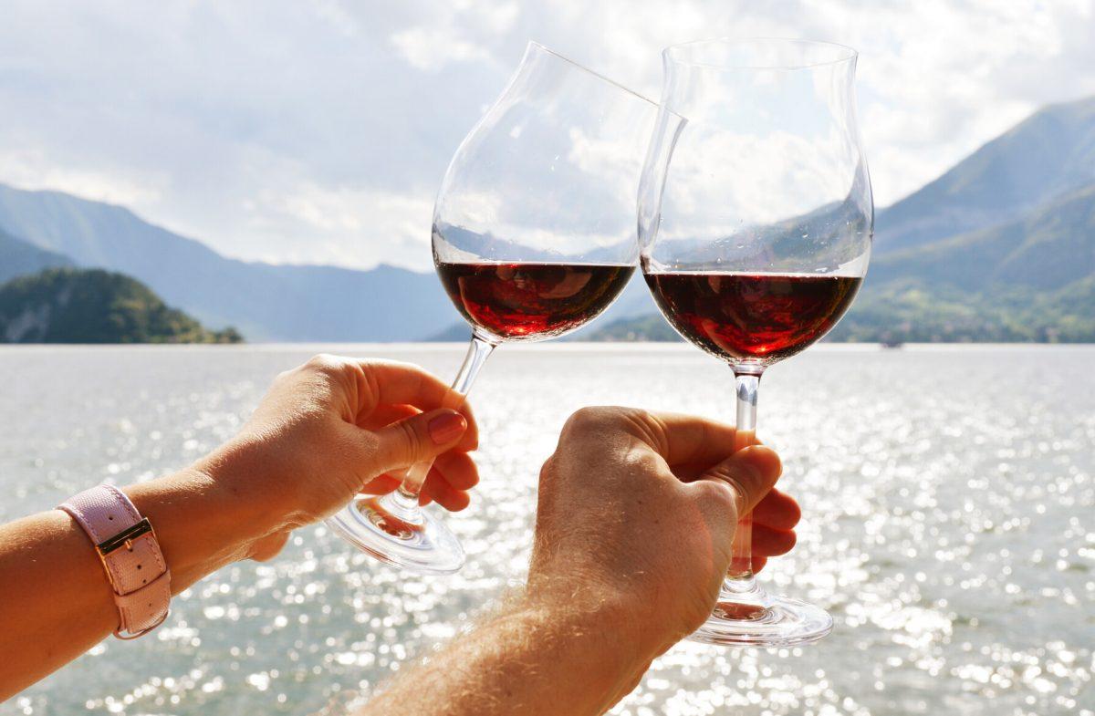 Wein im Urlaub